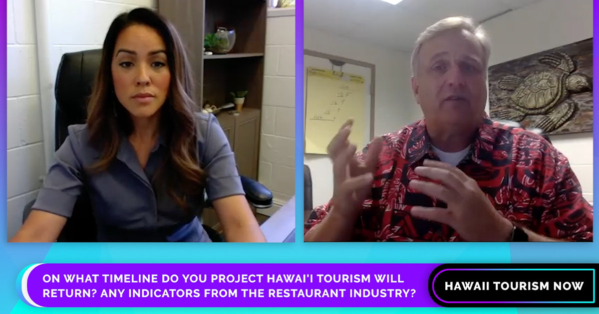 Hawai'i Tourism Now: Greg Maples On the Future of Hawai'i's Restaurant Industry