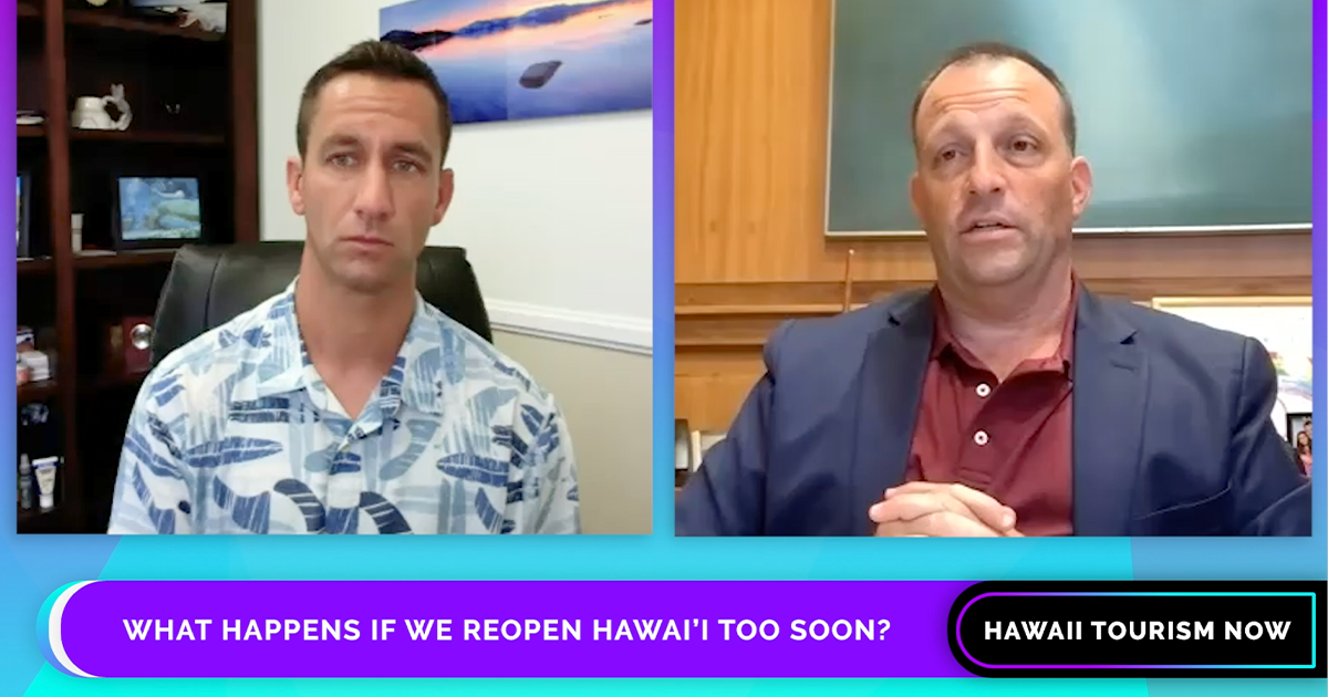 Hawai'i Tourism Now: Lt. Gov. Josh Green Answers Questions About the Future of Hawai'i's Tourism Industry