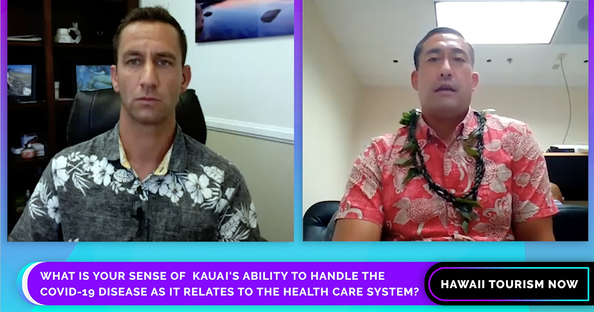 Hawaiʻi Tourism Now: Kauaʻi Mayor Derek Kawakami Answers Questions About the Future of Kauaʻi's Tourism Industry