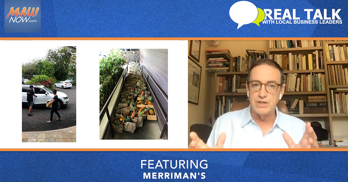VIDEO: Real Talk with Chef and Restaurateur, Peter Merriman