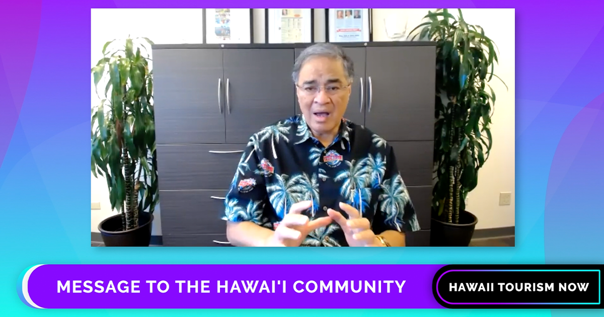 Hawai'i Tourism Now: Mufi Hannemann Shares His Thoughts on Hawai'i's Tourism Industry