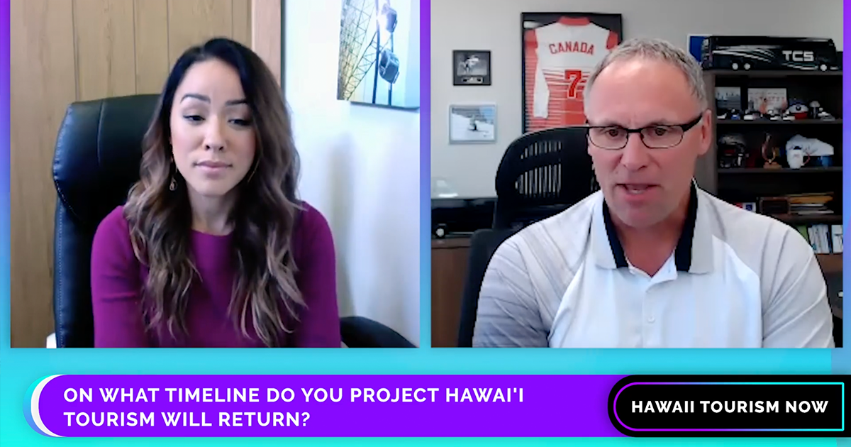 Hawai'i Tourism Now: Terry Fischer Shares His Thoughts on Hawai'i's Tourism Industry
