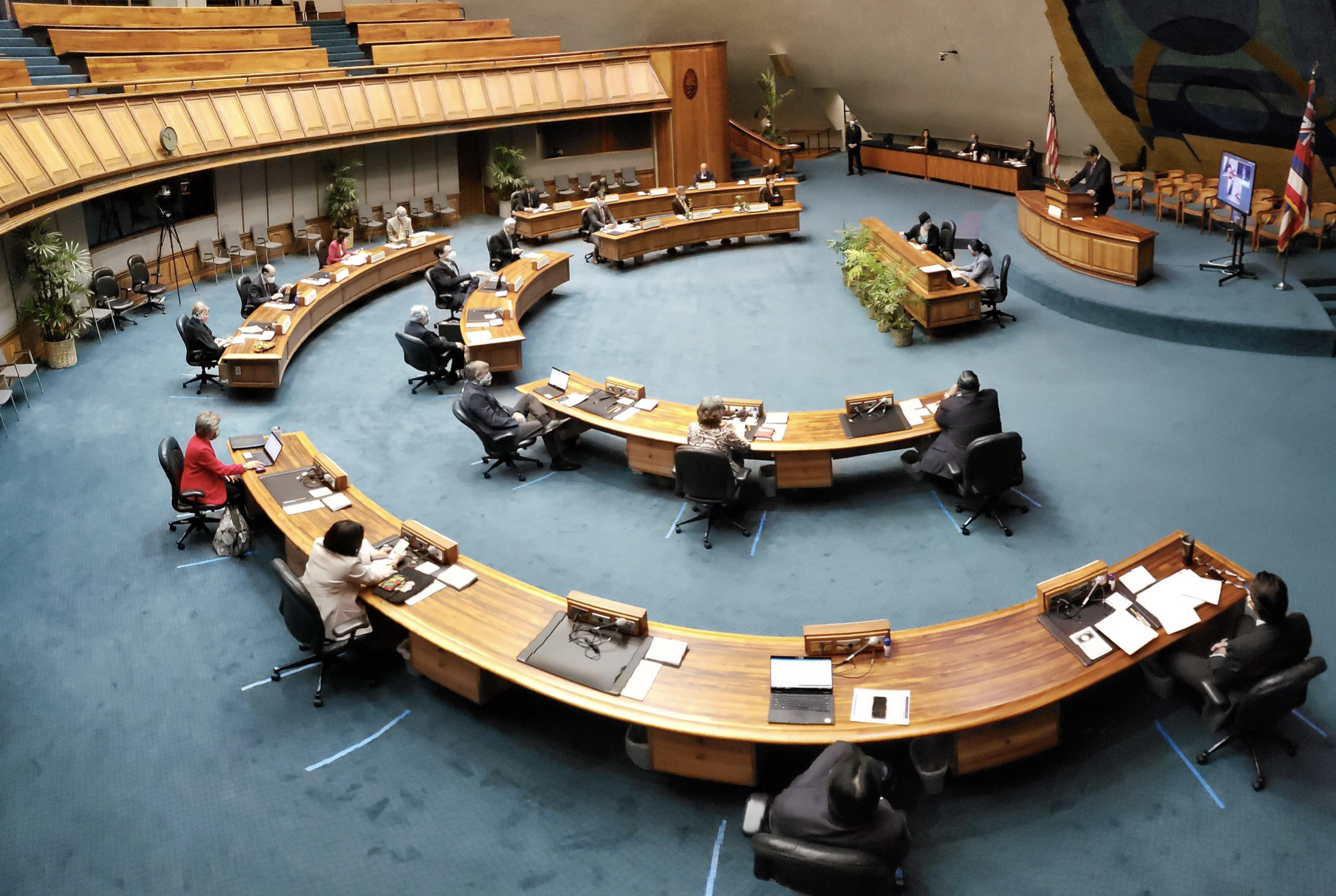 Bill to Provide Unemployment Insurance Relief to Hawaii Employers Sent to Governor
