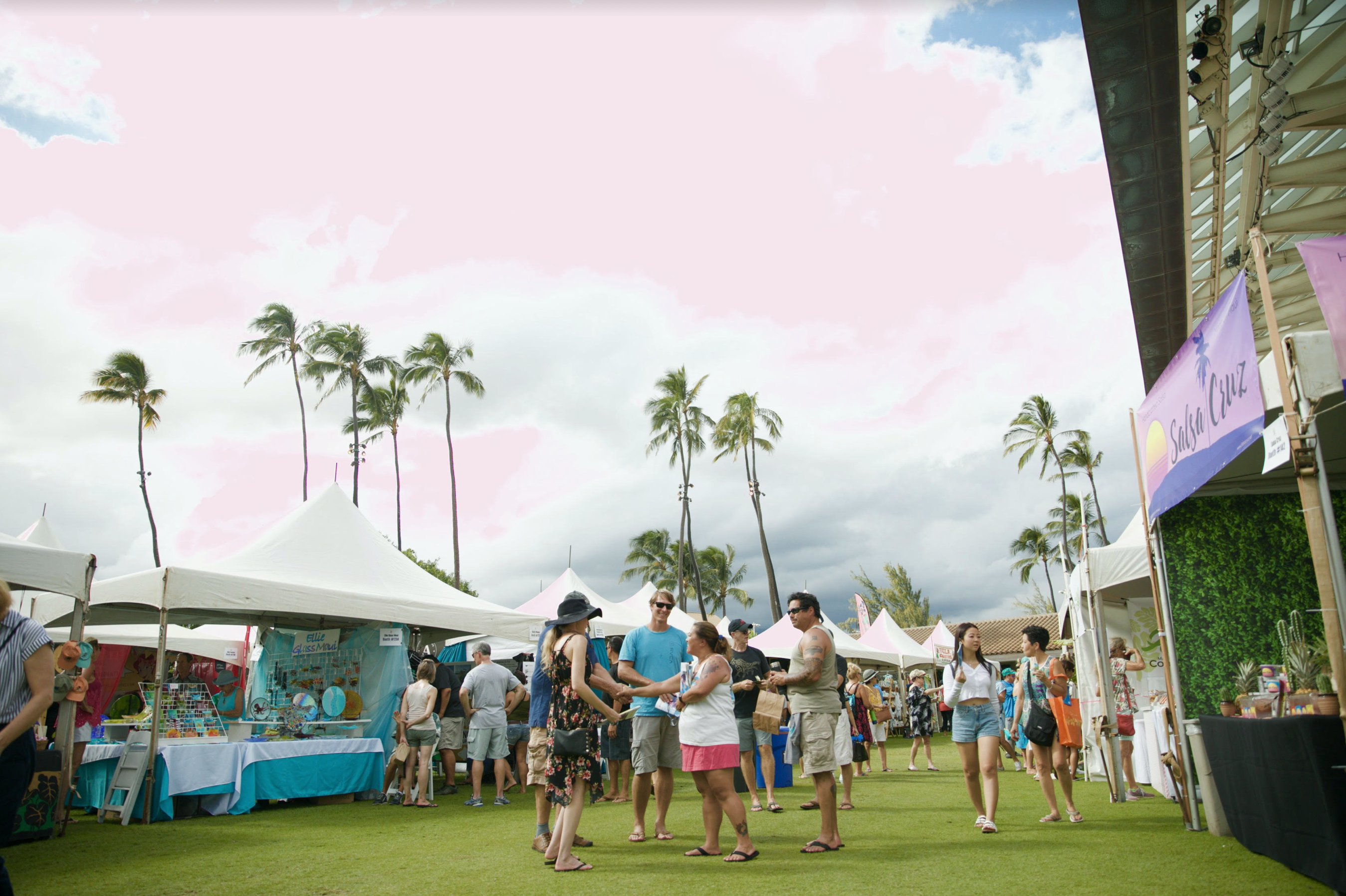 Vendor Applications Due May 29th for 7th Annual Hawaiian Airlines Made in Maui County Festival