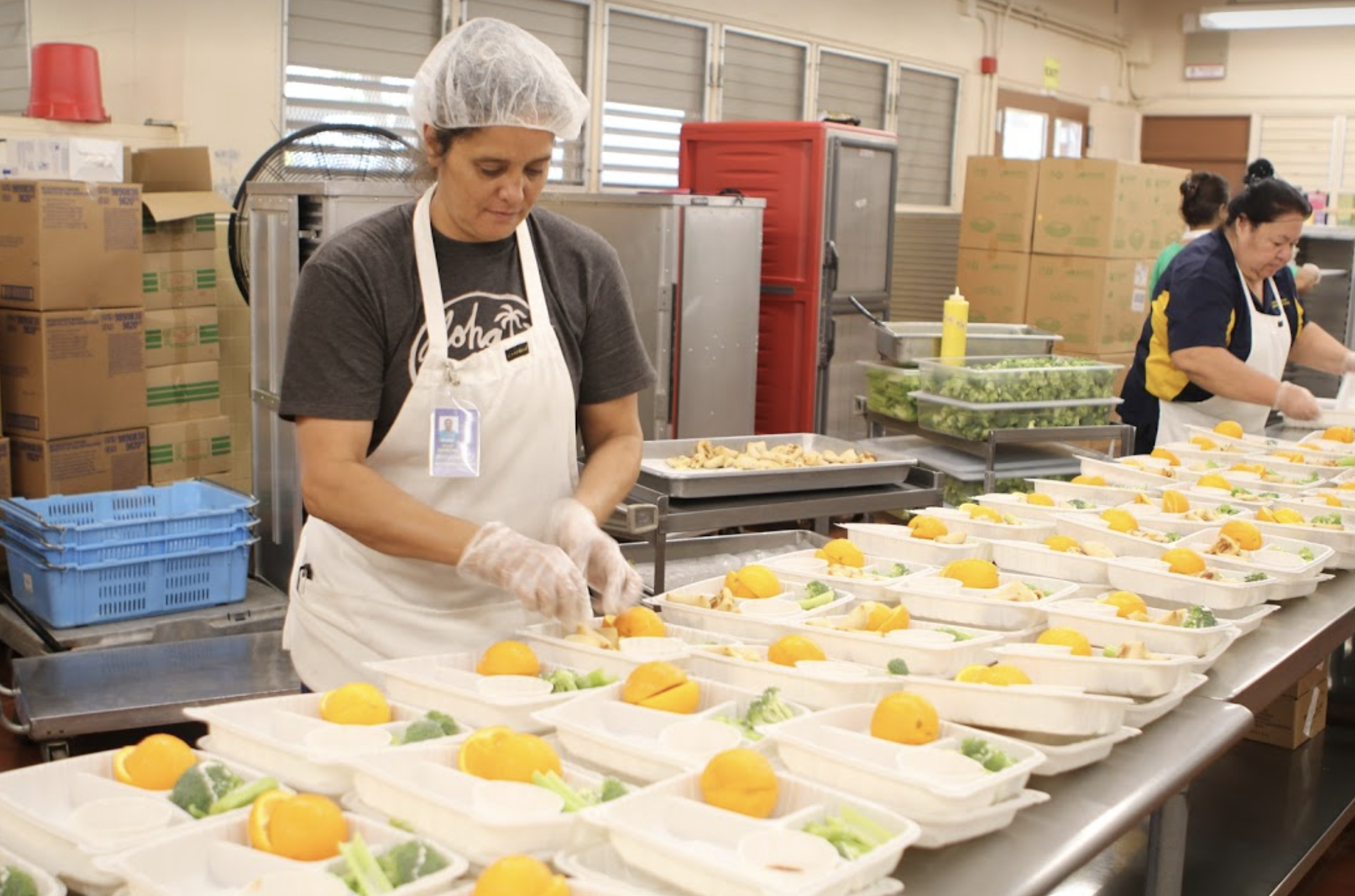 Free Grab-and-Go Meals Program Launching at 203 Public Schools This Fall
