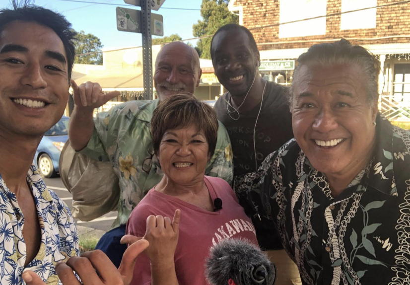 Local Celebrities Band Together For ʻLove Aloha Campaignʻ