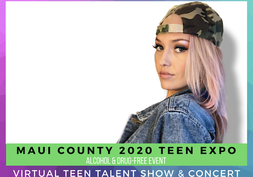 Maui Teen Expo to Hold First Virtual Talent Show, Concert