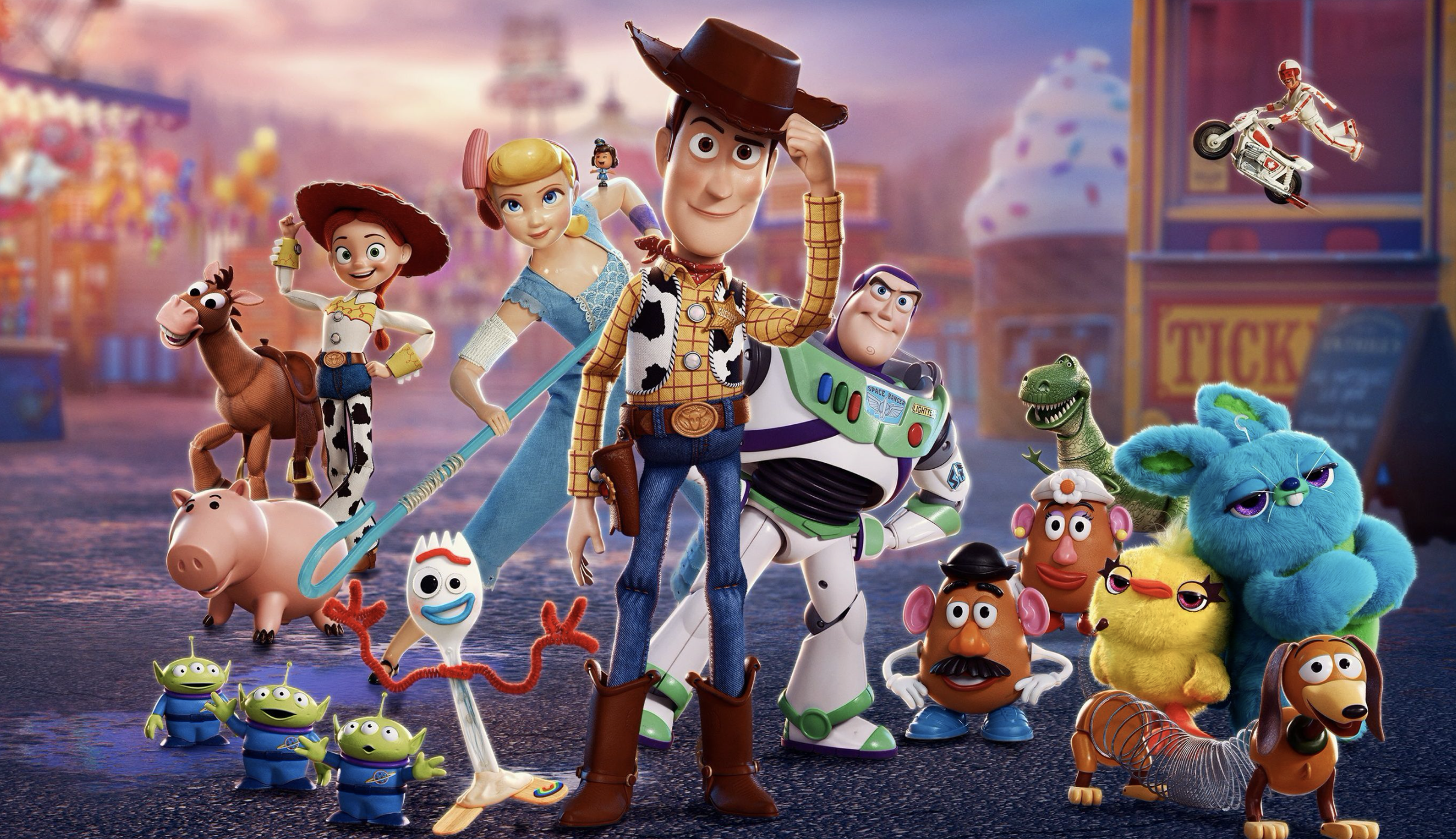 Starry Night Cinema DRIVE-IN EDITION TOY STORY 4 To Be Featured Movie