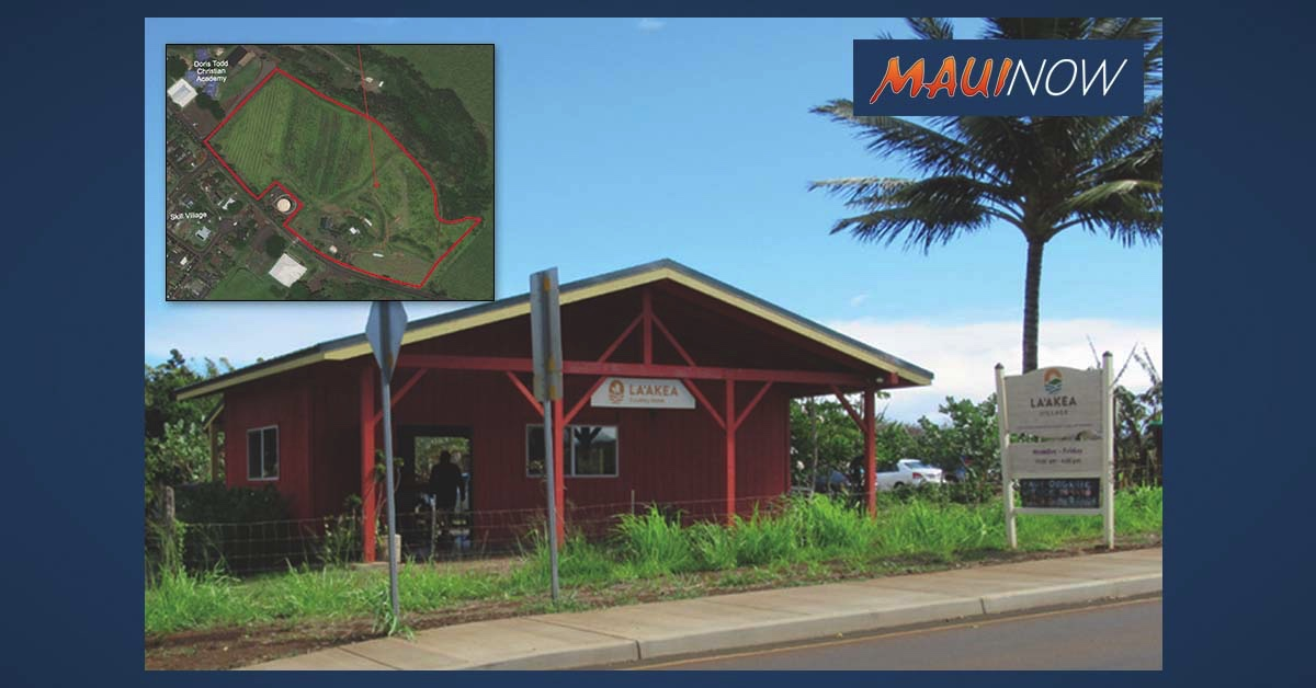 La'akea Village Live-and-Work Community Proposed for Development in Pā'ia