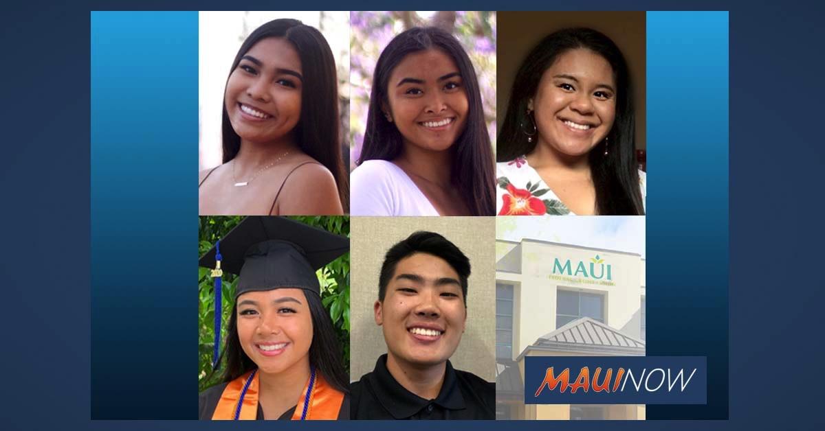 2020 Maui FCU Scholarship Recipients Announced