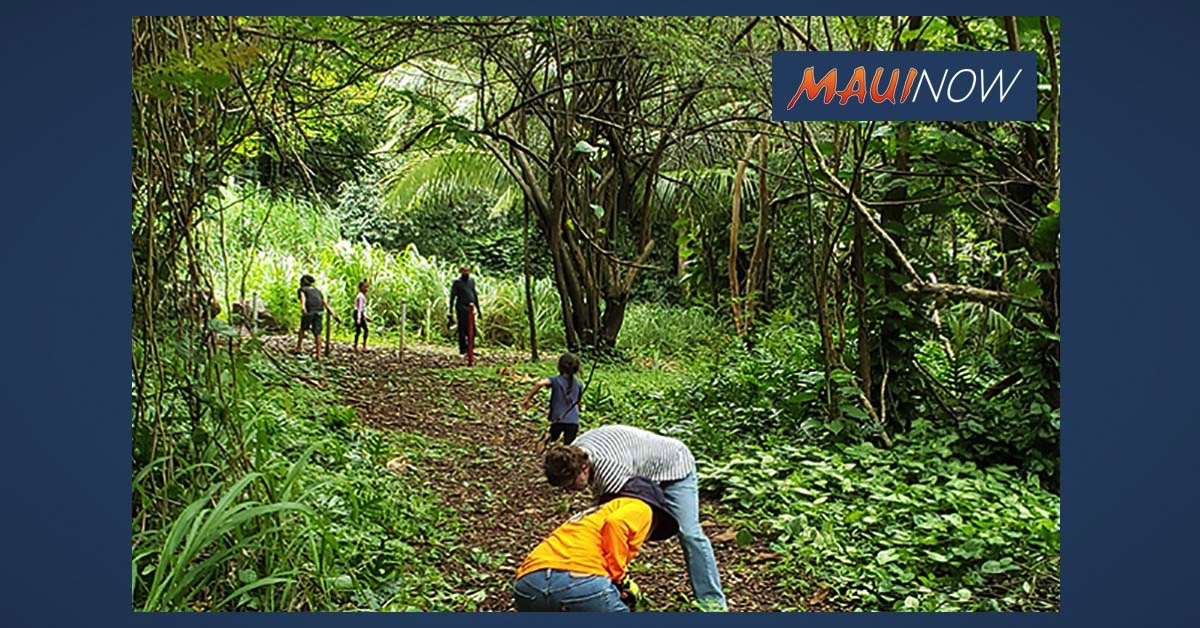 Hawai'i Nature Center at 'Īao Valley Readies for Return of Maui Keiki