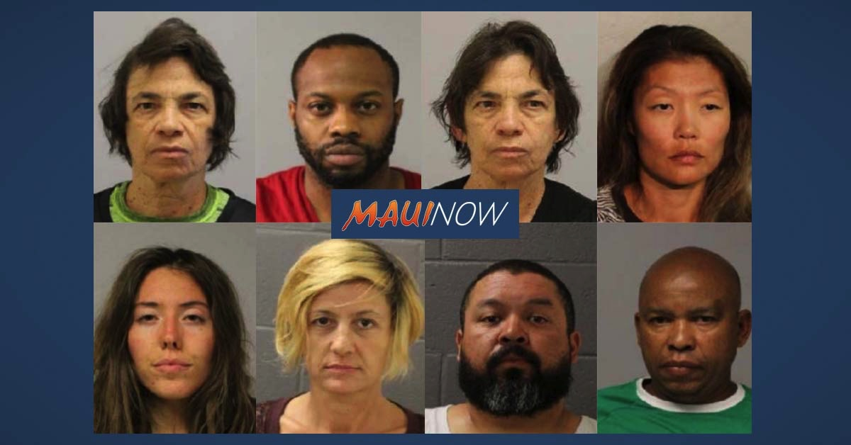 8 Arrested, 8 Others Voluntarily Return Home After Violating 14-Day Quarantine on Maui