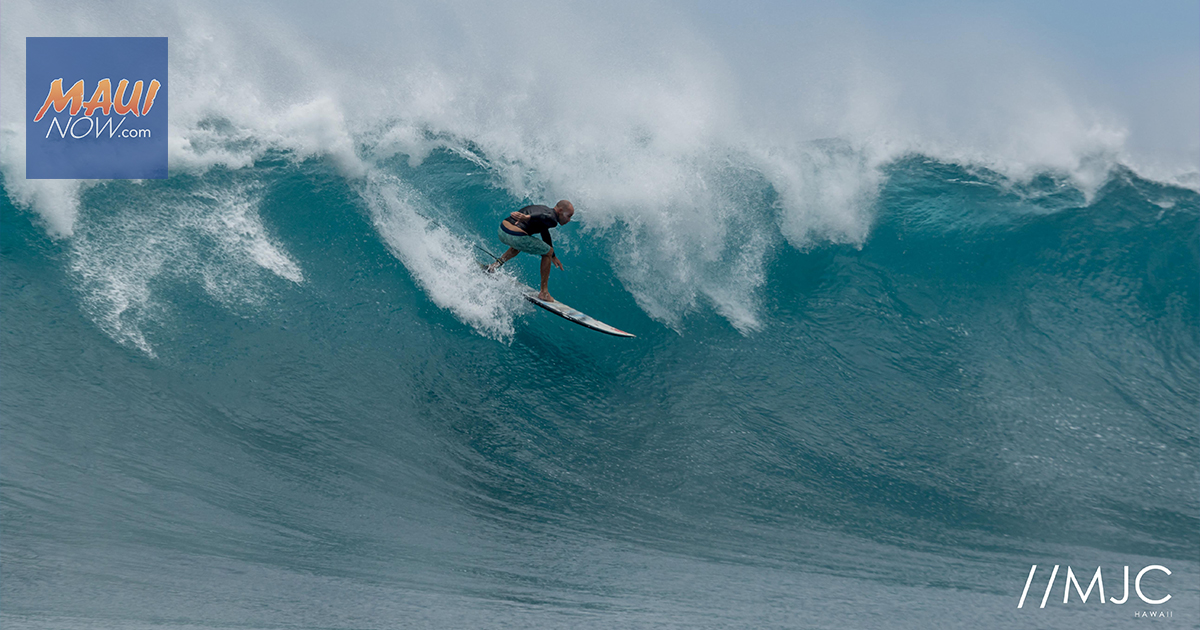 Photo Gallery: Sunday Swell Off Maui's South Shore