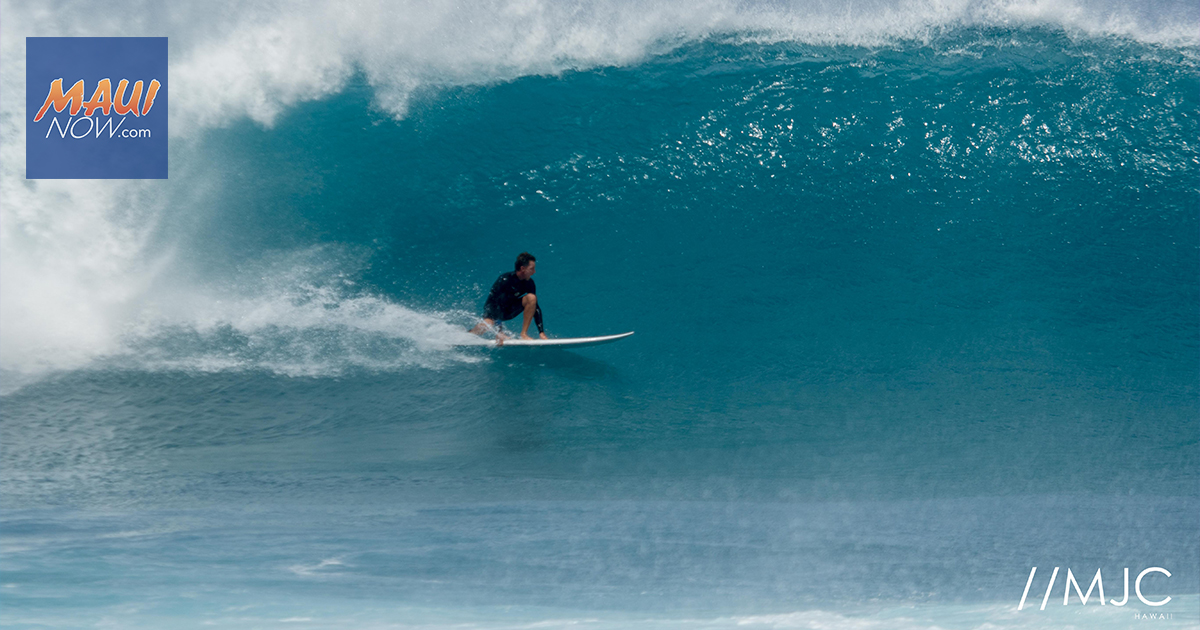 Photo Gallery: Father's Day Swell Off Maui's South Shore