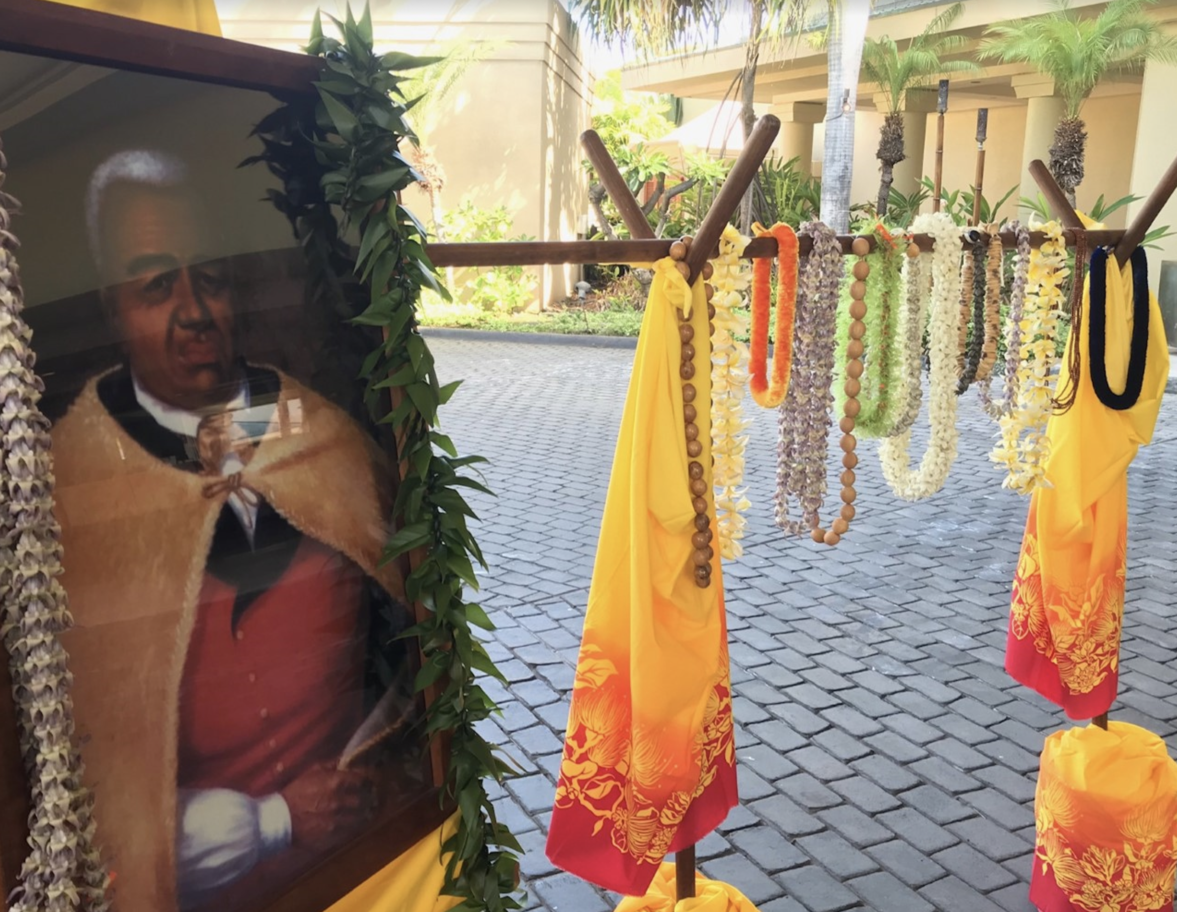 Four Seasons Resort Maui Gifts Employees with Food, Live Music and Hula in Honor of King Kamehameha I