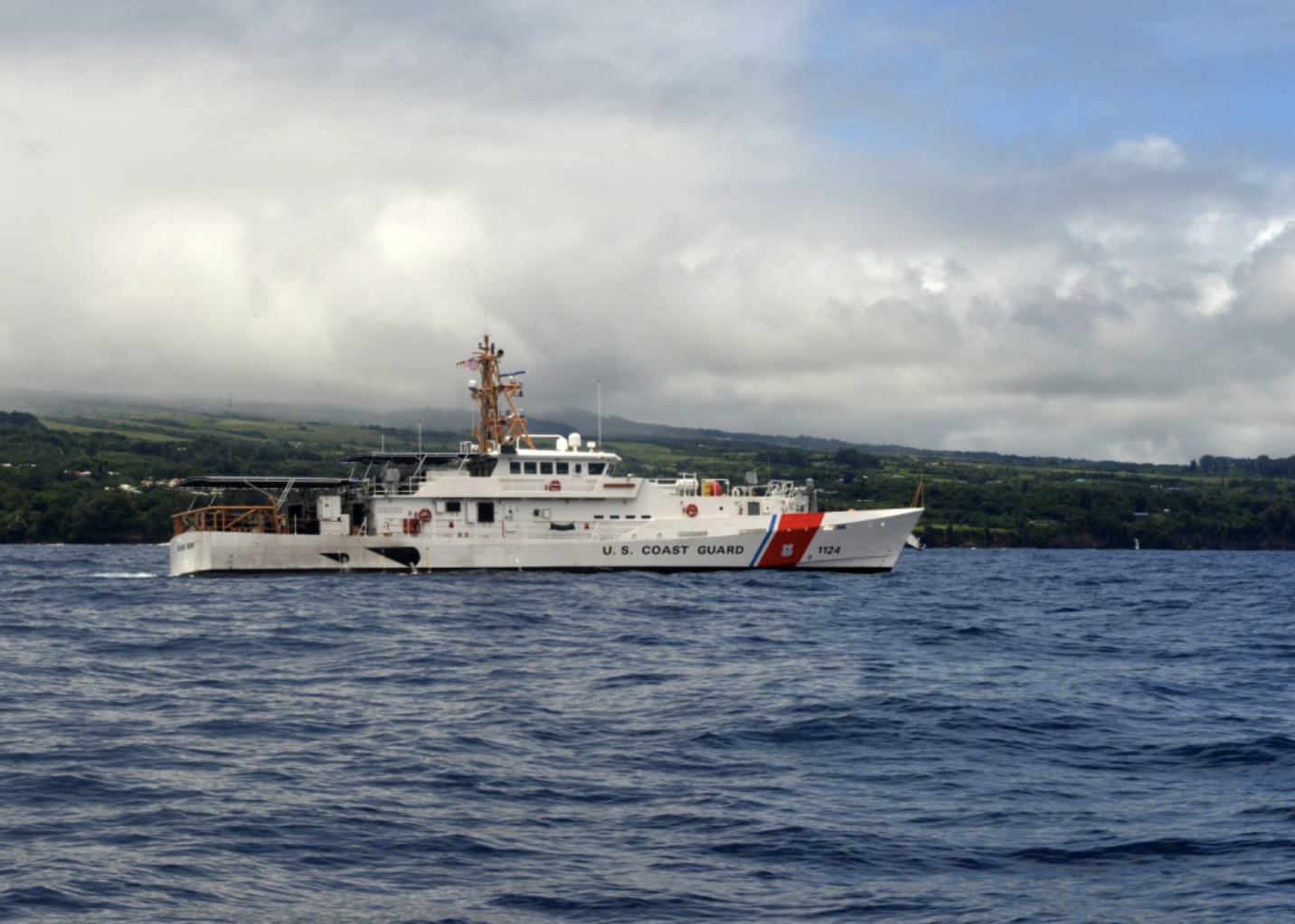 Search Suspended for Missing Free Diver off Hawai'i Island