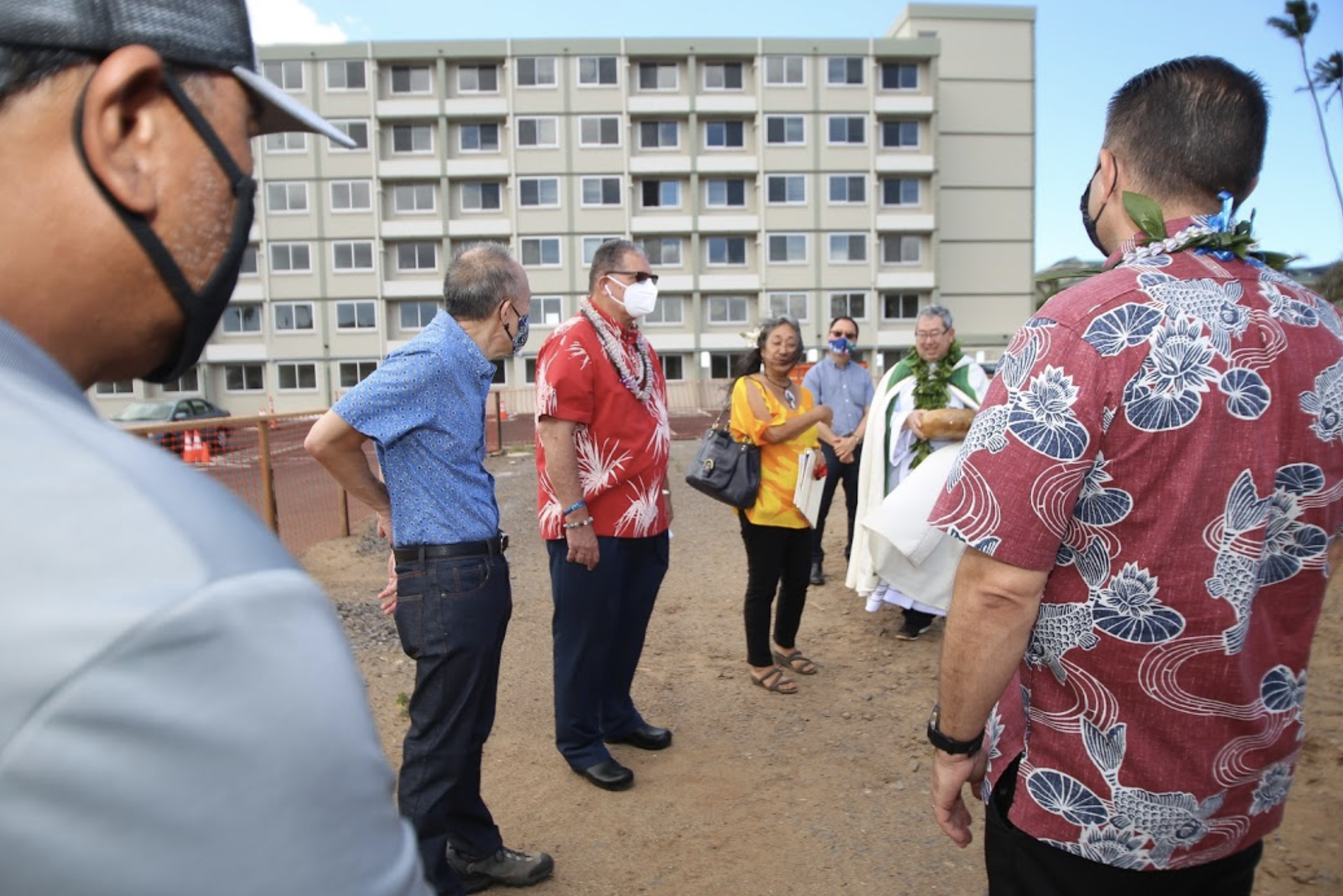 Move in Date Near for Phase I of Kahului Lani Senior Housing Project