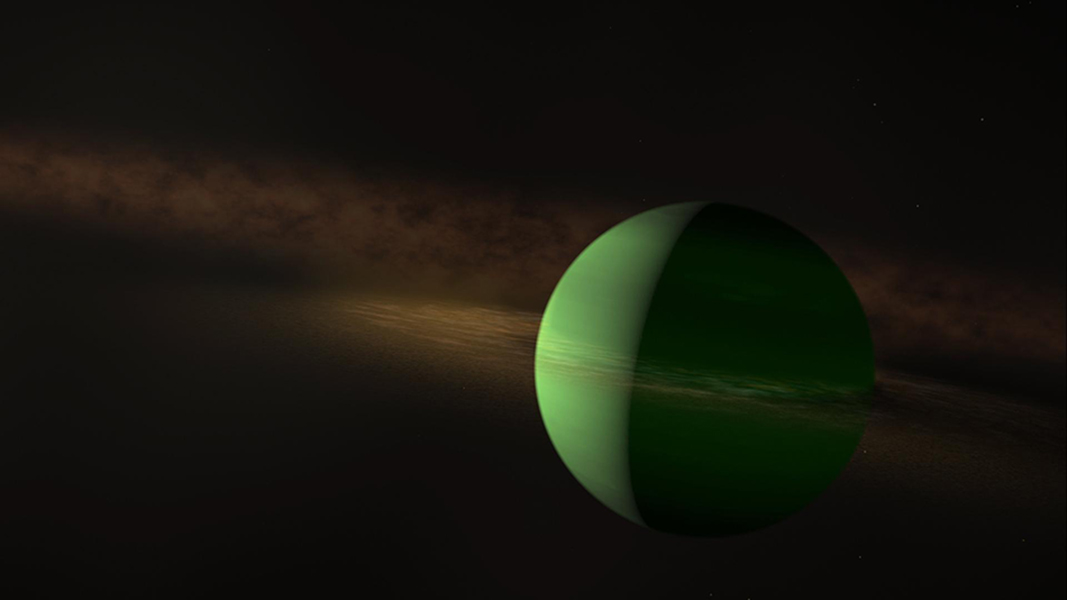 "University of Hawai'i Astronomers Help Discover ""Infant'"" Planet"
