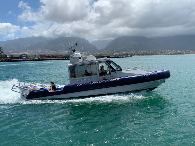 Four Vessels to Support Neighbor Island Emergency Operations