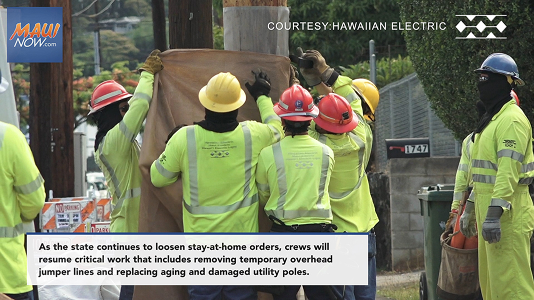 Hawaiian Electric Ramps Up Resilience Work as Hurricane Season Begins