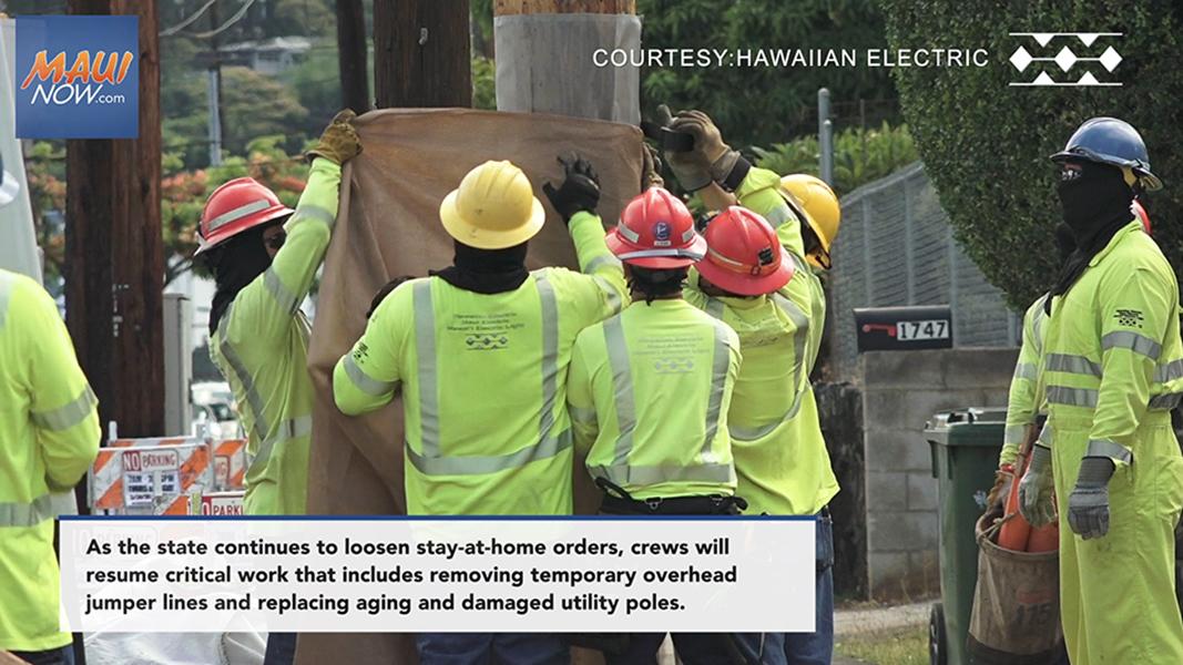 Hawaiian Electric Ramps Up Resilience Work as Hurricane Season Begins