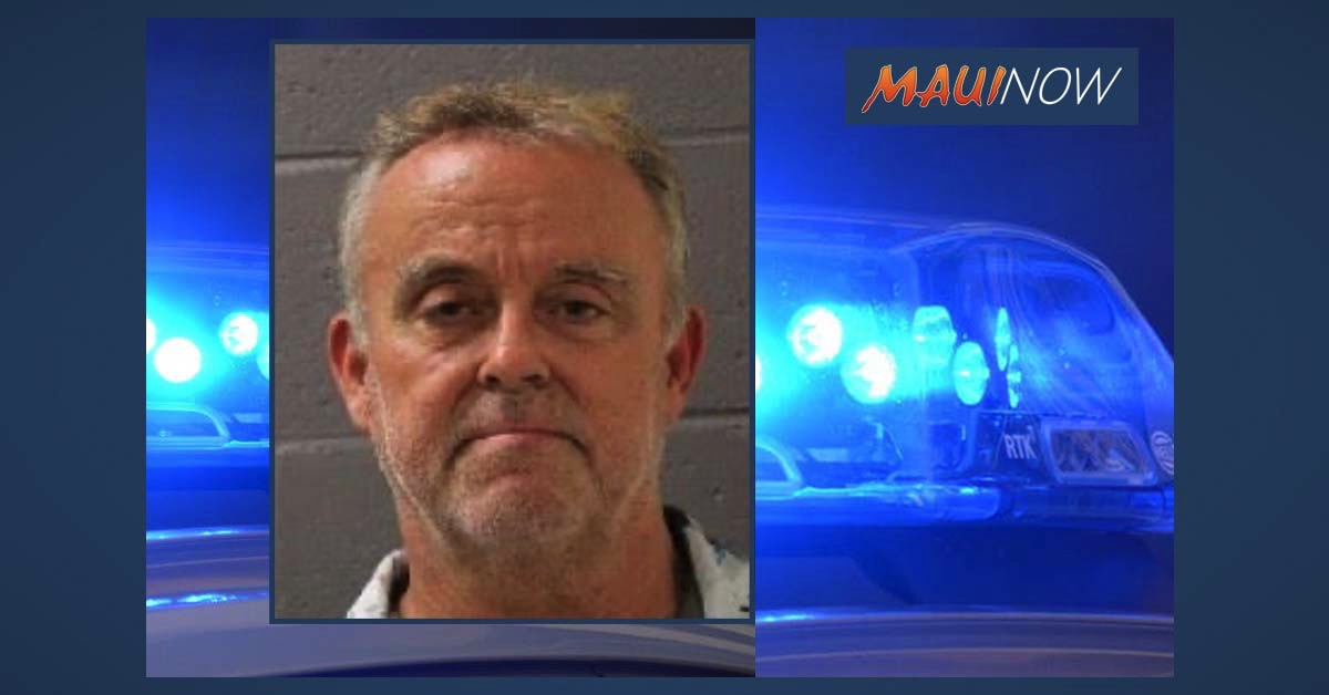 64-Year-Old Man Charged in Kīhei Terroristic Threatening Incident