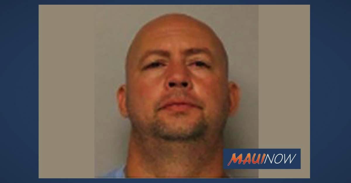 Maui Officer Arrested For OUI