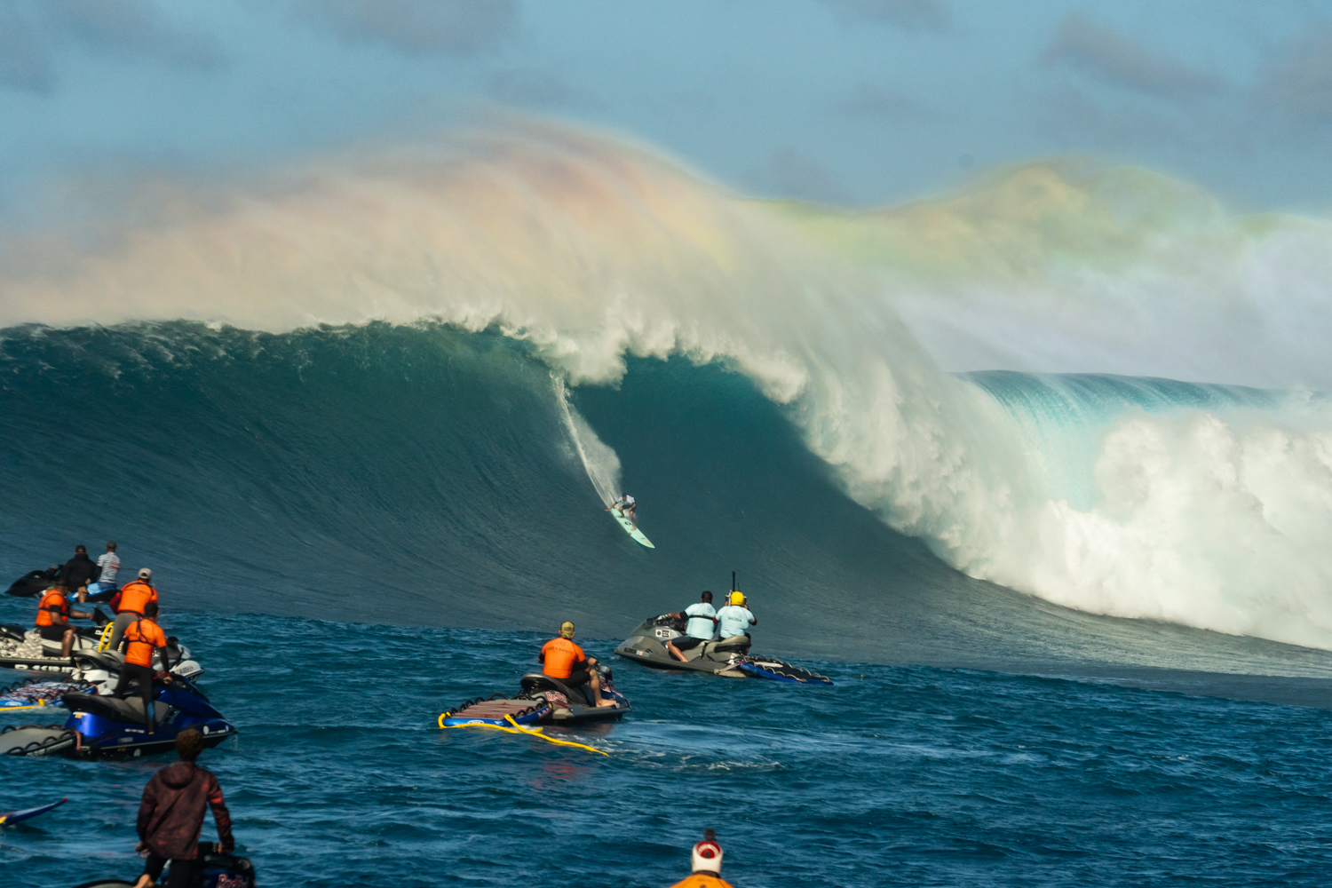 Maui's Alms, Kemper, Lenny and Walsh Nominated for 2020 Big Wave Awards