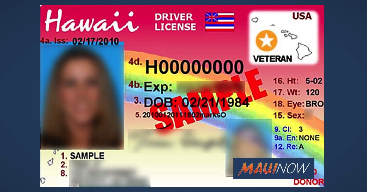 Gender Neutral Option Begins Today for State IDs and Drivers Licenses