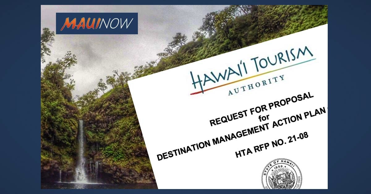 HTA Seeks Proposals for Writers of O'ahu and Maui Nui Destination Management Action Plans