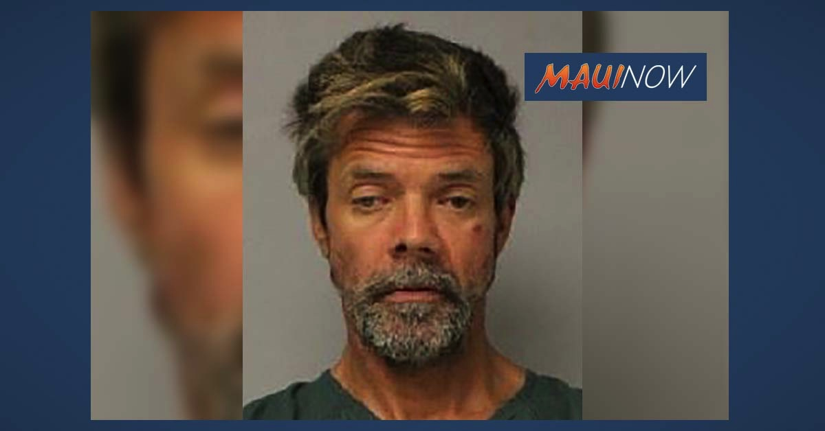 """Kahului Area"" Man Charged with Attempted Murder, Held on $1 Million Bail"