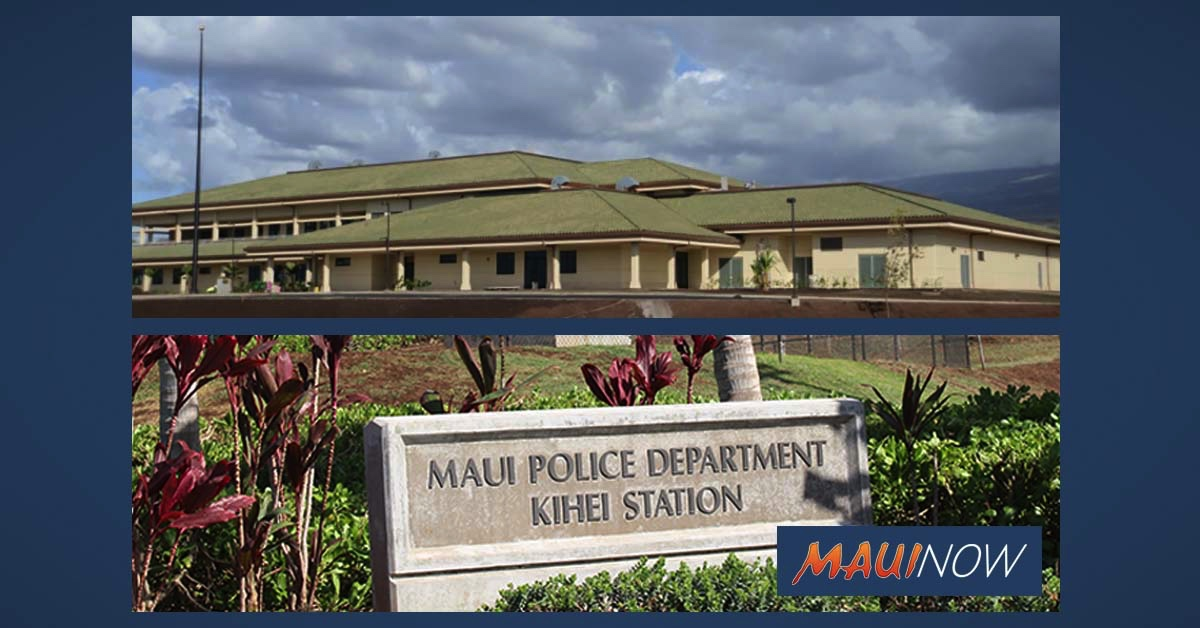 BREAKING: Federal Agent Dies at Kīhei Police Station on Maui, Incident Ruled Accidental Line of Duty Death