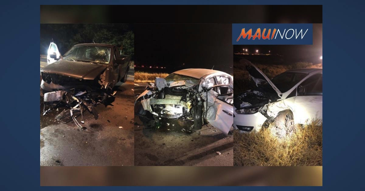 Arrest, Grand Jury Indictment Related to 2019 Double Traffic Fatality on Maui
