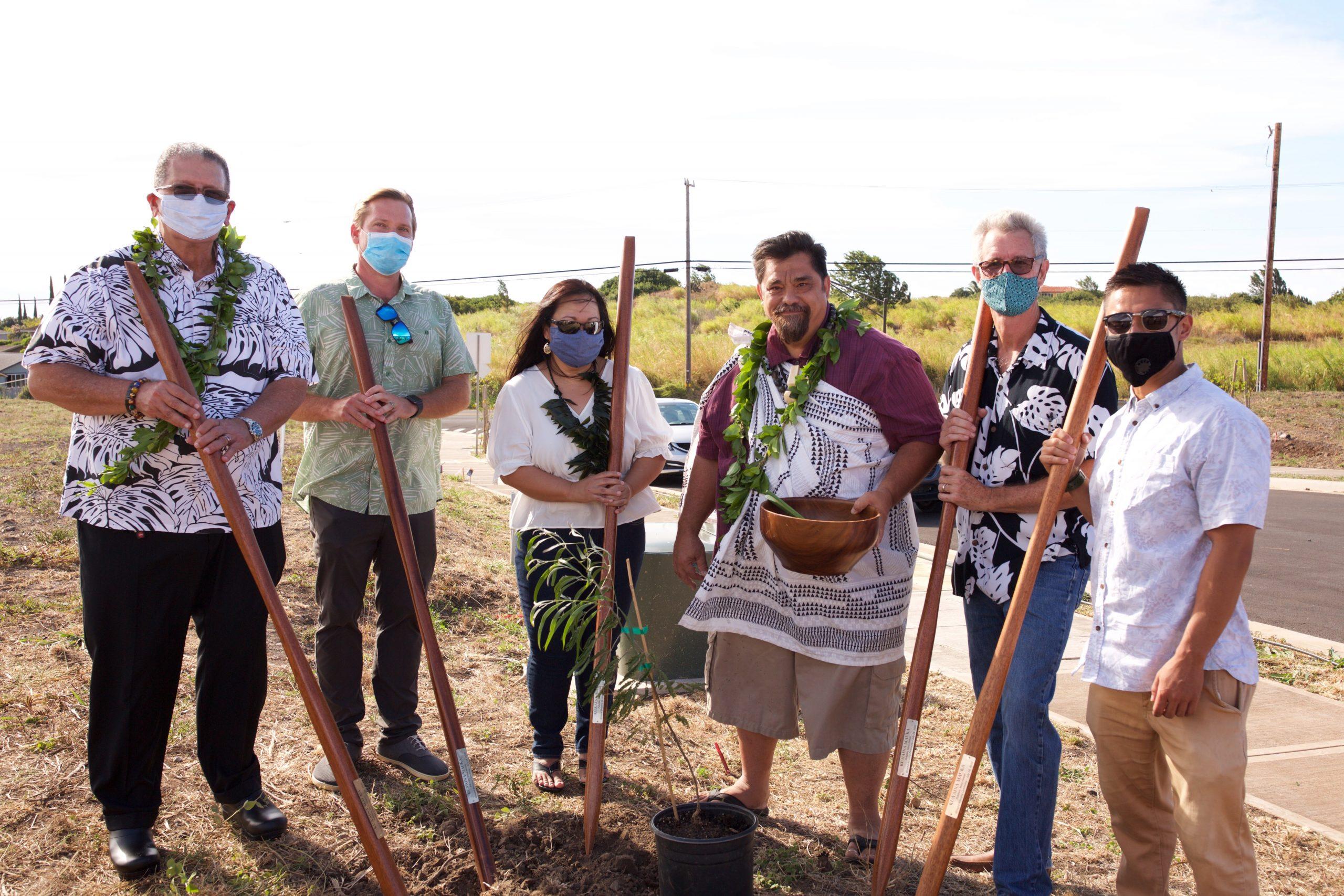 Construction Begins at Kua'āina Mauka 32-Home Community in Pukalani