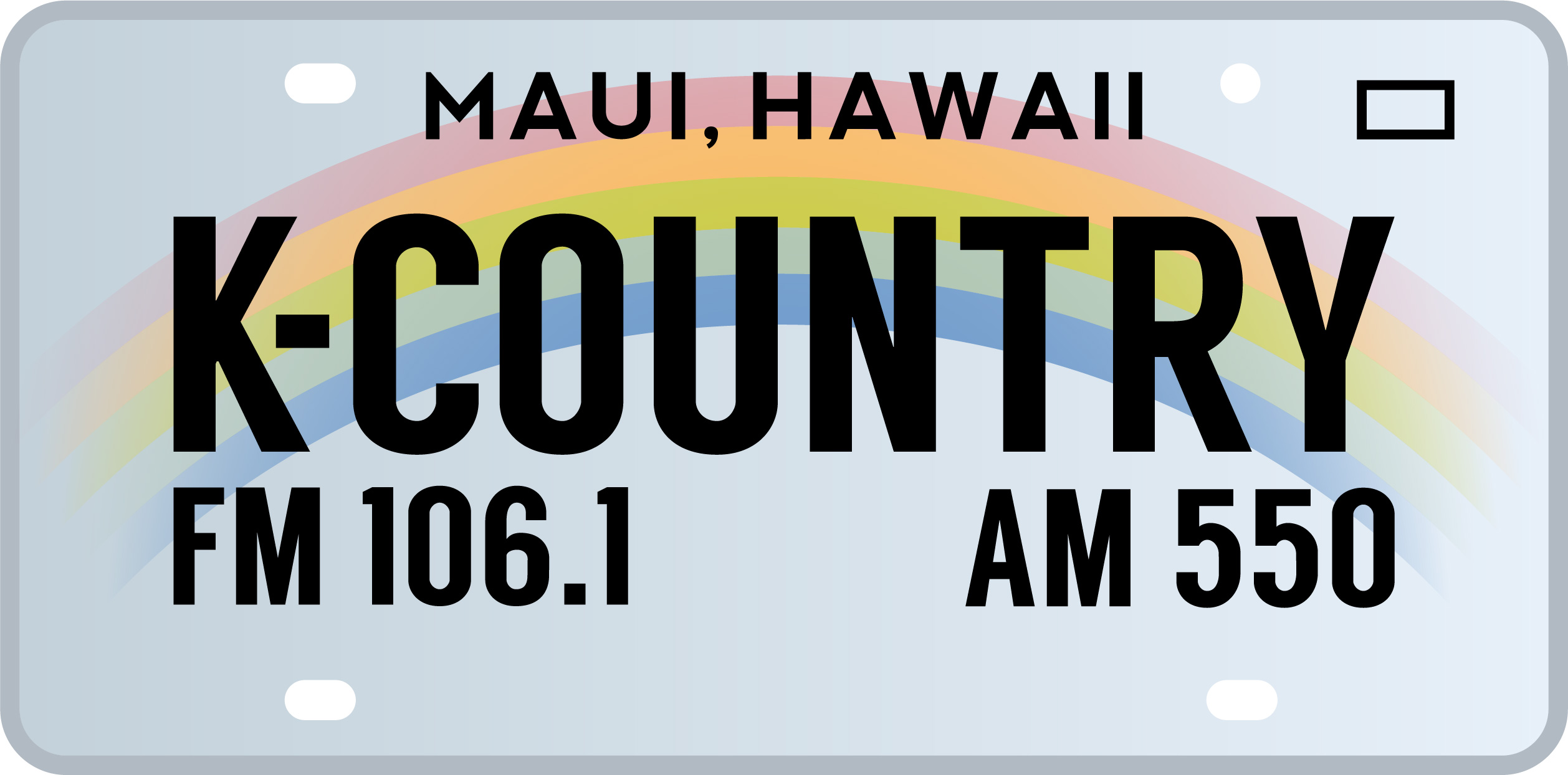 Maui's New K-Country 106.1 FM and KNUI 550 AM Official Launch