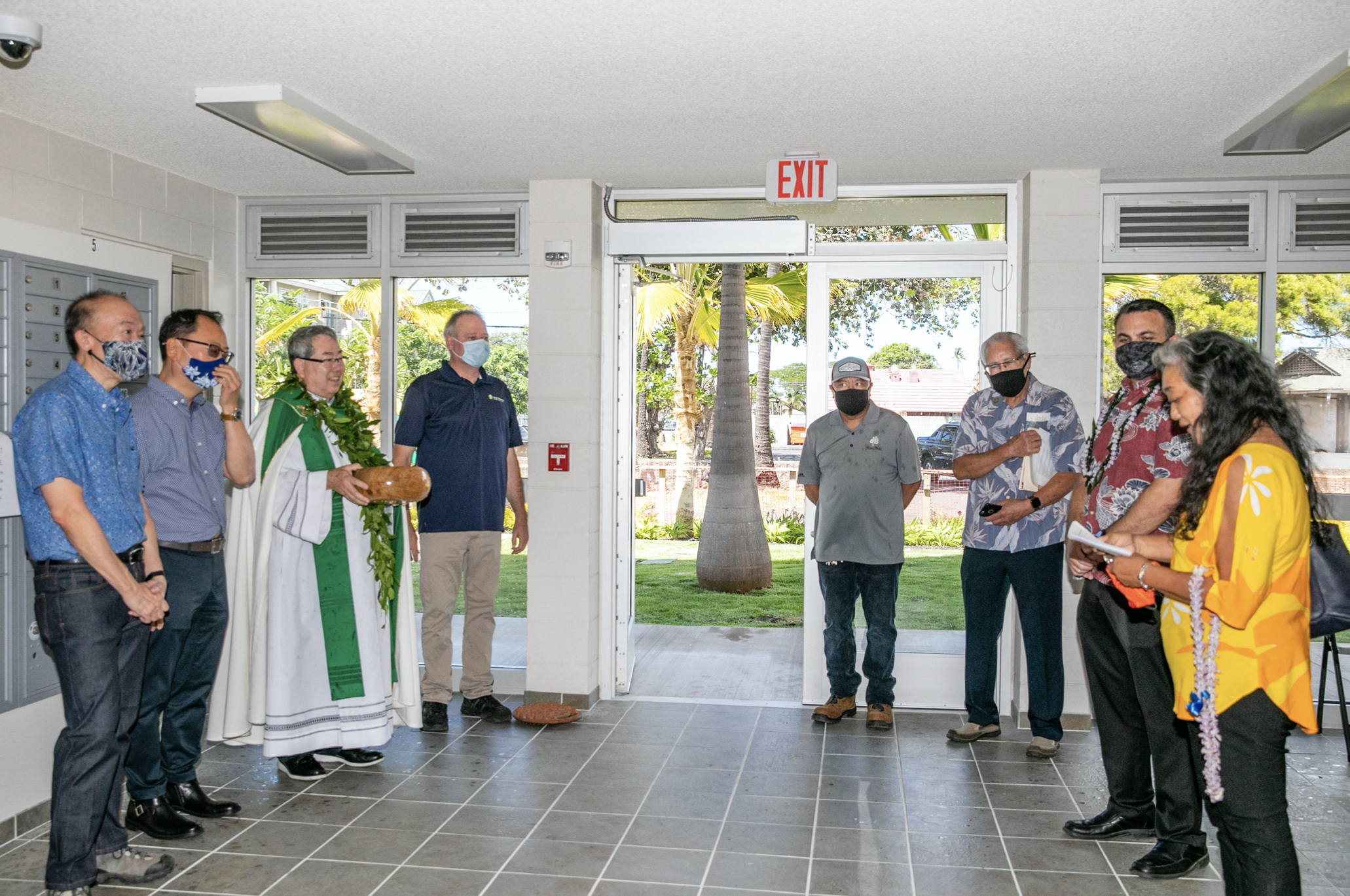 Kahului Lani Senior Affordable Housing Complex Welcomes First Tenants