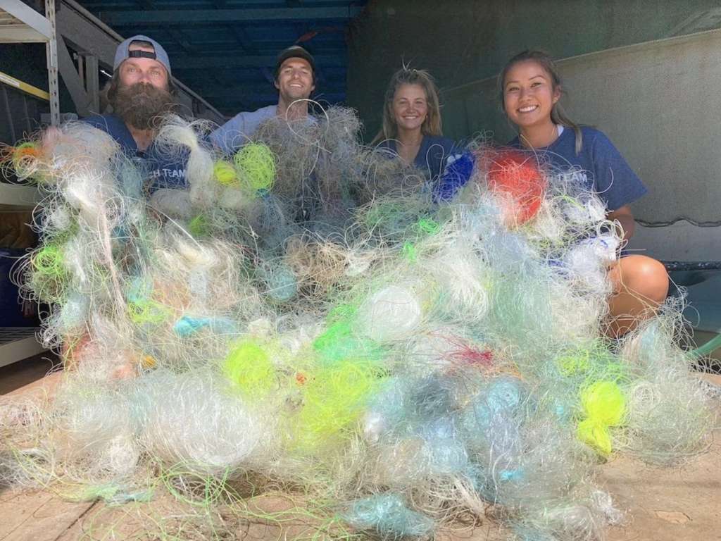 Maui Now: Fishing Line Recycling Program Expands to 37 Sites on Maui