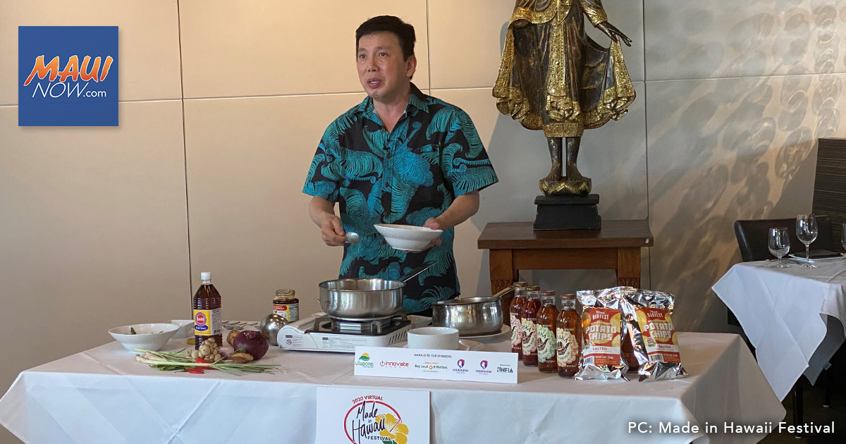 What's Cooking at the 2020 Virtual Made in Hawai'i Festival?