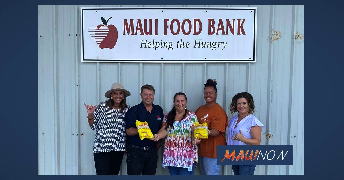 Realtors Association of Maui 'Got Rice?' Virtual Food Drive Runs Aug. 1-15
