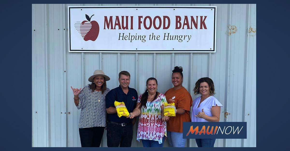 Realtors Association of Maui 'Got Rice?' Virtual Food Drive Runs Aug. 1-15