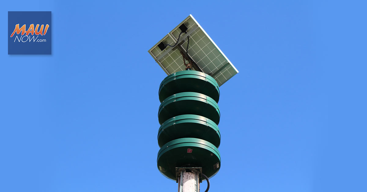 Statewide Monthly Siren Test Scheduled for Sept. 1