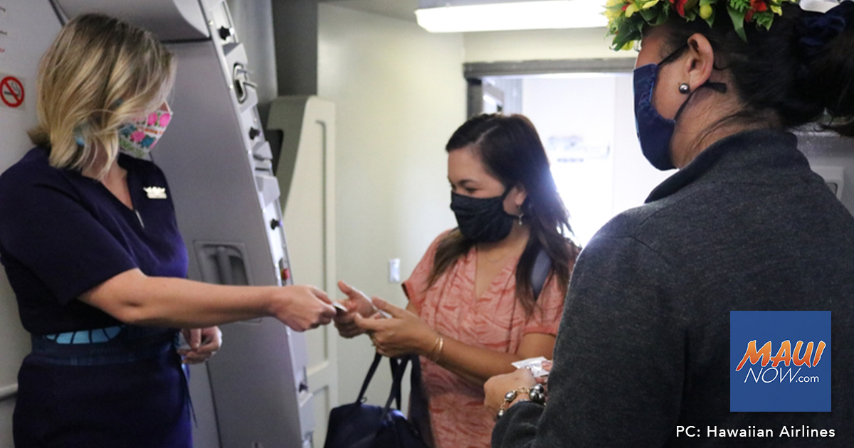Hawaiian Airlines Adopts Stricter Mask Policy