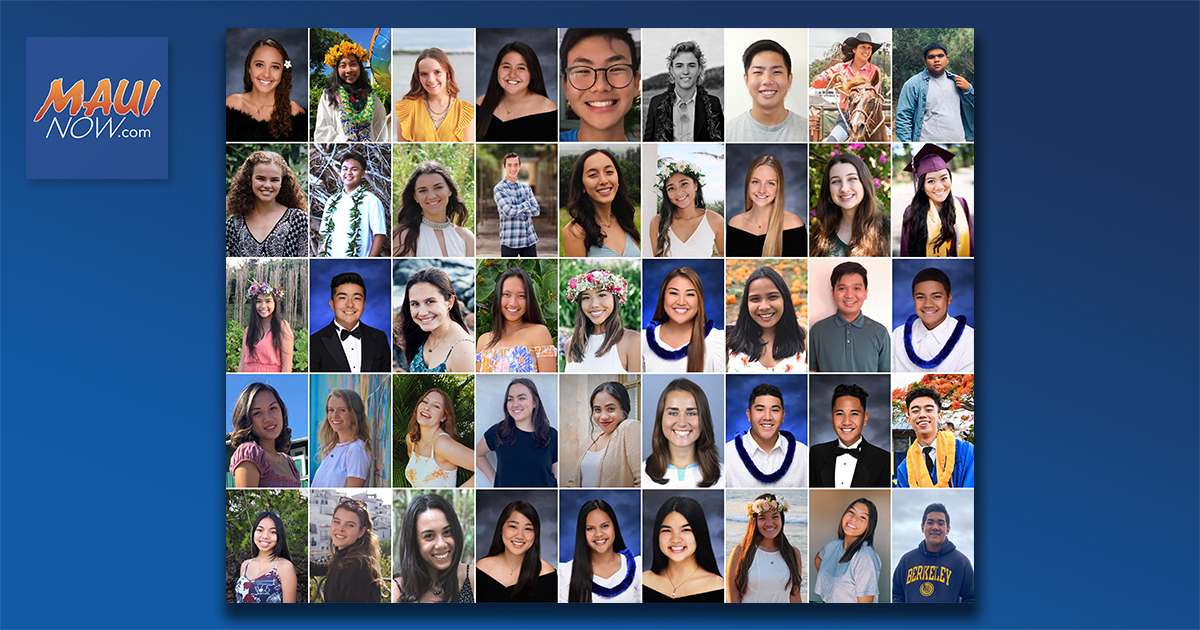 62 Maui Students Receive Realtors Association of Maui Community Foundation Scholarships