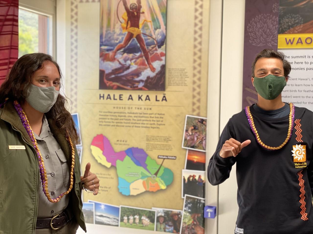 """Haleakalā National Park Launches New Webpage """"Nā Wāhine o Haleakalā: Women of Haleakalā"""""""