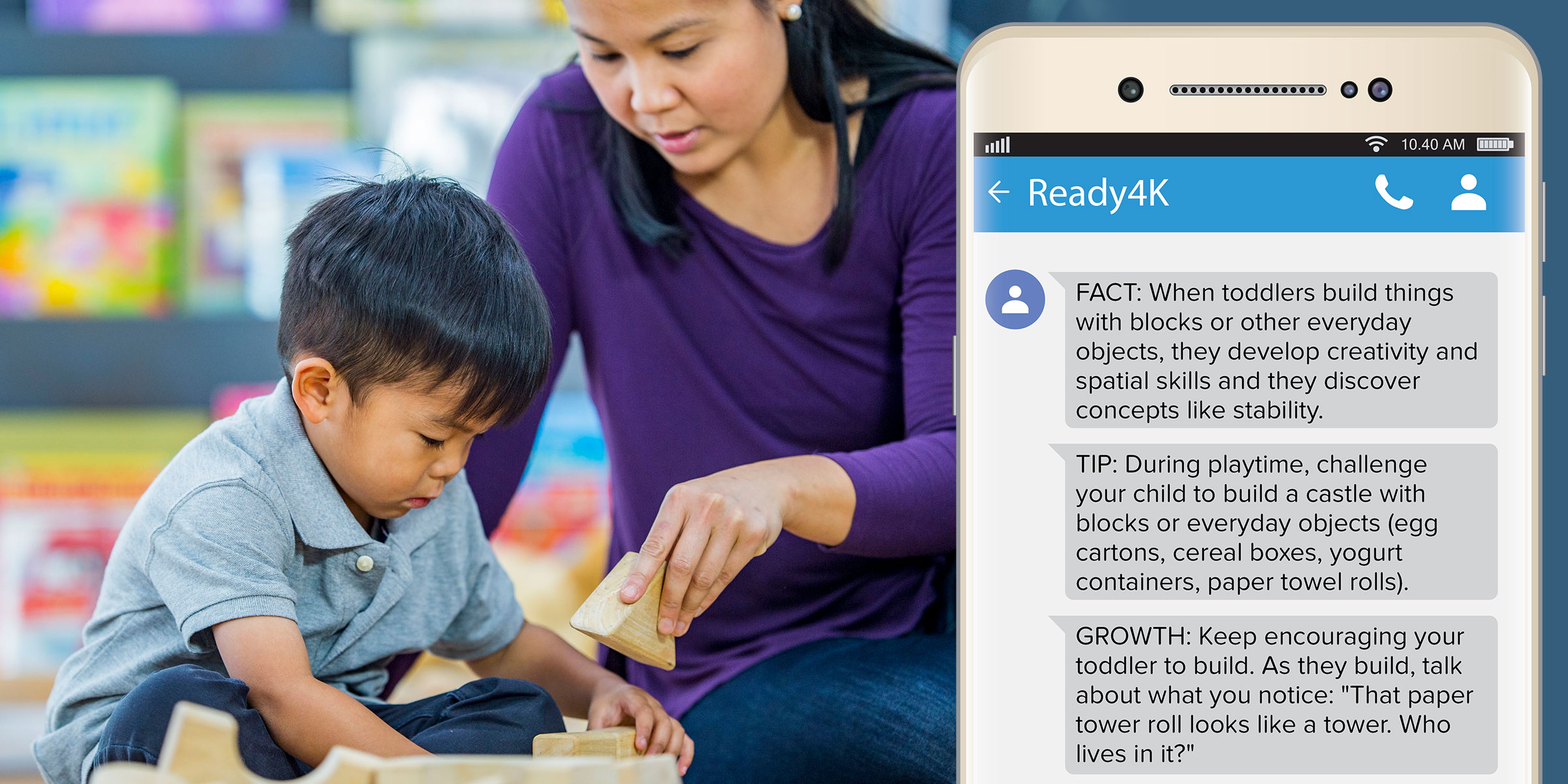 Imua Family Services Launches Digital Texting Program with Ready4K