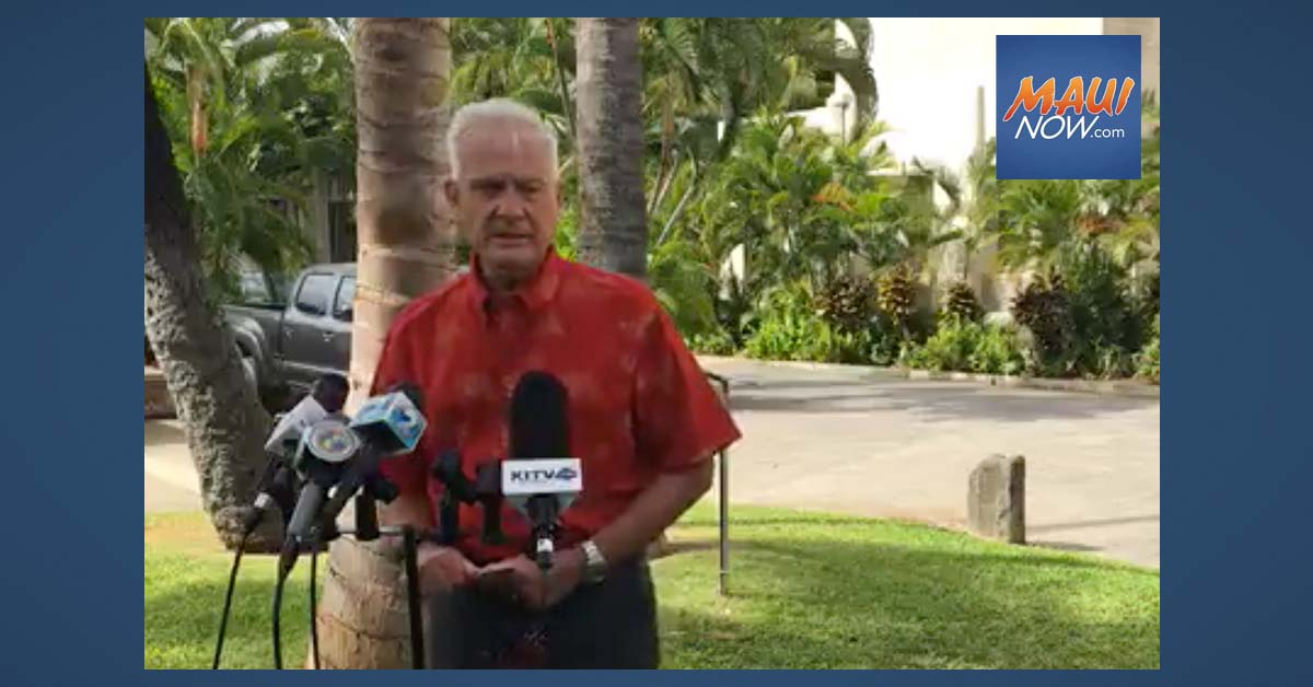 Honolulu Mayor Says Glitches Affected More Than 1,700 COVID-19 Tests
