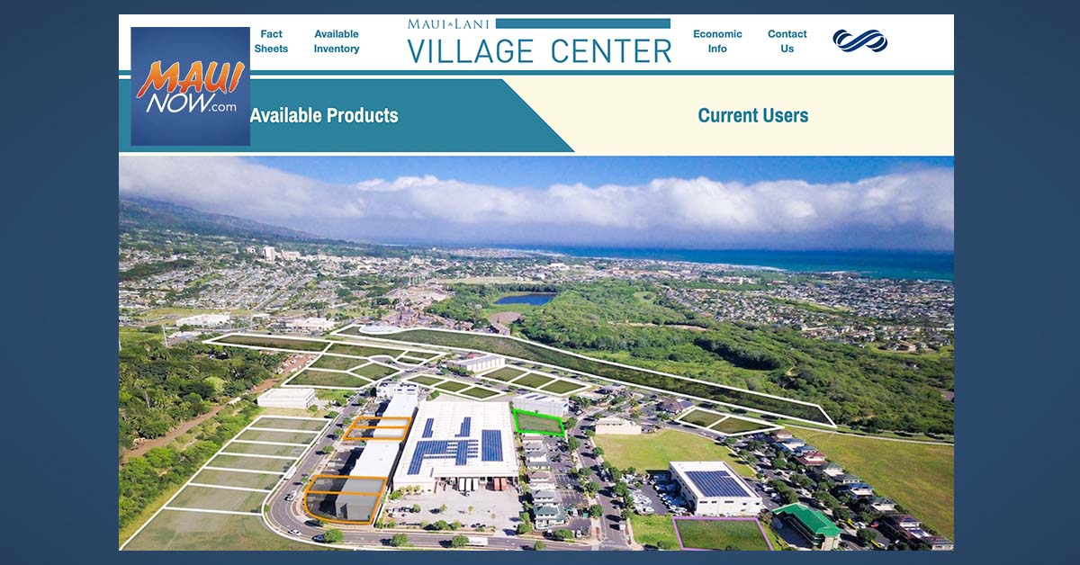 Hawai'i Commercial Foods: Expands Production and Distribution to Maui Lani Village Center