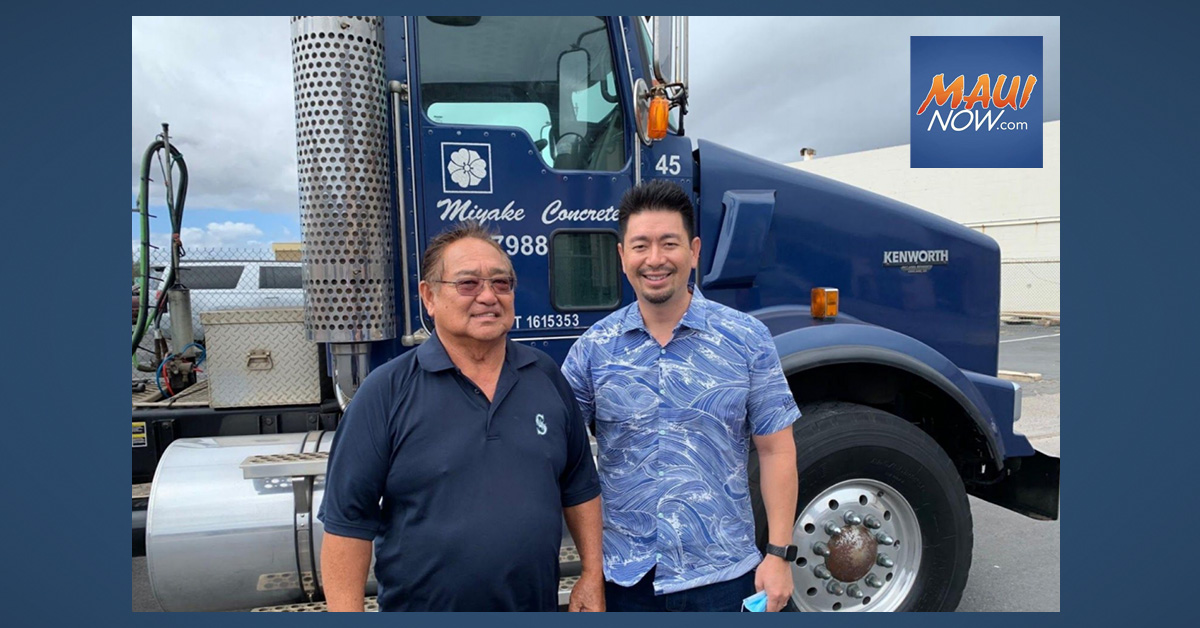 Maui's Miyake Concrete Accessories, Inc. Merges with Hilo's HPM Building Supply