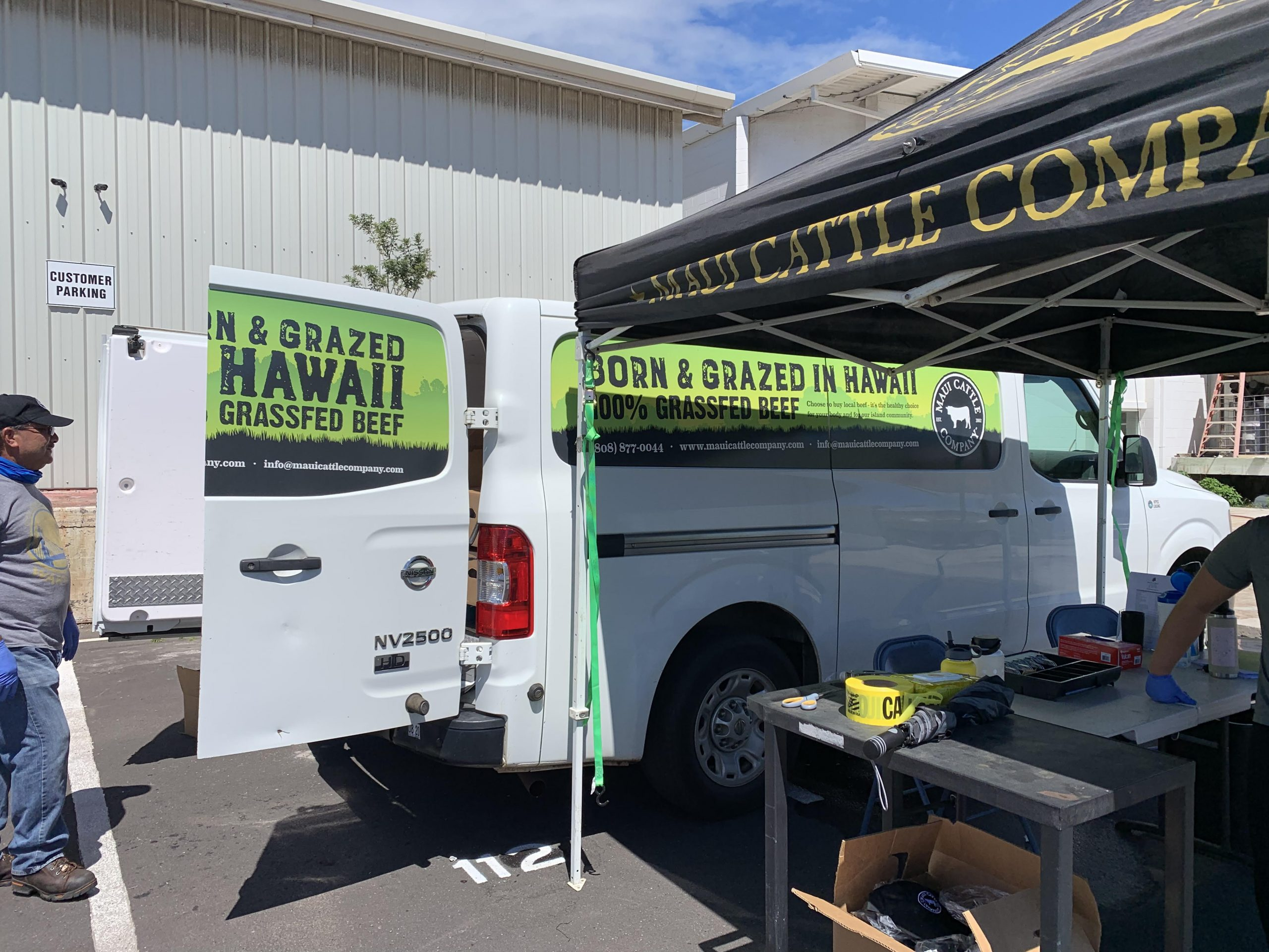 Maui Cattle Company Offers COVID-Friendly Drive-Up Sale on Friday