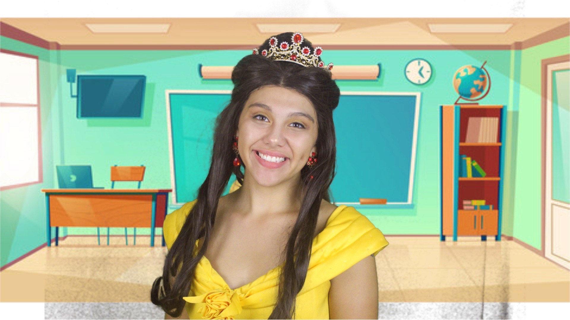 Imagination Reality Announces Princess Tutoring Program